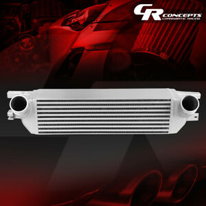 Fmic Front Mount Bar Plate Intercooler For 15 19 Ford Mustang 2 3l Ecoboost