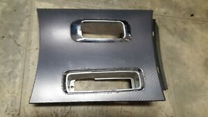13 Dodge Charger Center Console Bezel Shift Surround Indicator