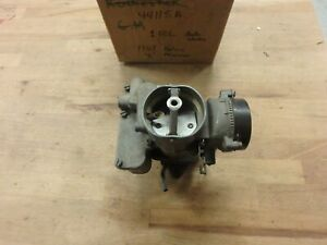 Carter 1 Barrel Yf Carburetor 1965 1967 Mustang Falcon Ranchero 170 200