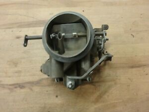 Stromberg Ww 2 Barrel Carburetor For 1960 1961 Plymouth Dodge 318