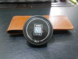Nardi Steering Wheel Horn Button Black Single Contact Nardi Nd Torino Logo B42