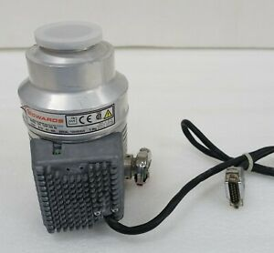 Edwards Ext 75dx 24v Dc B722 43 000 Compound Turbo Pump Dn 40 Nw Ext75dx
