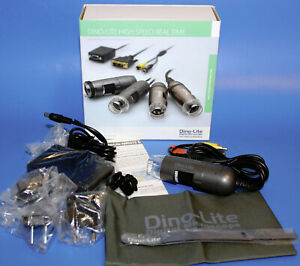 Dino lite Premier Am4112ptl Am4112ptl_id Digital Microscope High Speed Real Time