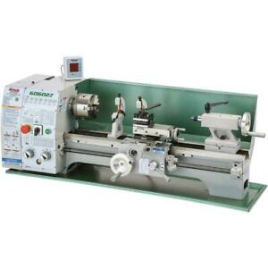 Grizzly G0602z 10 X 22 Benchtop Metal Lathe With Dro