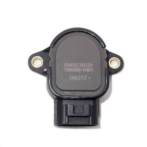 Oem Throttle Position Sensor Fit For Toyota Corolla Tacoma Matrix 89452 35020