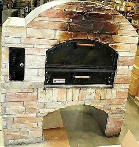 Marsal Stone Deck Pizza Oven Mb42 Brick Oven Bake In A Gas Deck Oven