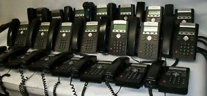 Lot Of 21 Polycom Soundpoint Ip 335 2 Lines Hd Voip Poe Business Digital Phones