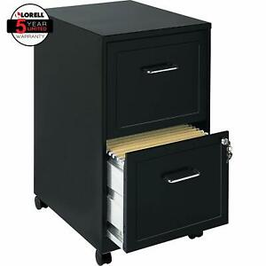 Lorell File Cabinet Black Office Products Free Shipping