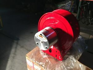 Reelcraft Model Cea30000 Arc Welding Cable Reel Manual Crank