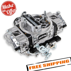 Quick Fuel Br 67213 750 Cfm Brawler Street Carburetor Mechanical Secondary