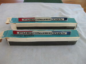 Nos And Used 63 67 Corvette Parts Collection Check All Pictures