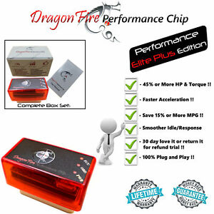 Performance Chip Power Tuning Programmer Fits 2003 Mazda Protege