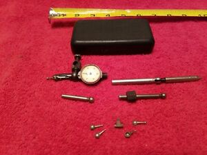 Gem Dial Test Indicator With Accessories And Case Usa