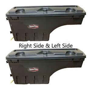Undercover Driver Passenger Side Swing Case Toolboxes 99 16 Ford F250 F350