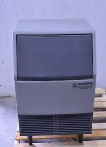 Scotsman Afe400a 1c Undercounter Flaker Ice Maker Machine Flake Makes Ice