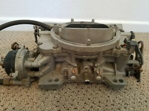 Carter Afb 625cfm Carburetor 9625sa