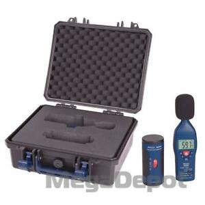 Reed R8050 kit Sound Level Meter And Calibrator Kit