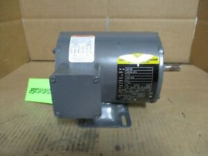 Baldor reliance Electric Motor Cat M3108 1 2hp 230 460v 10101025b New