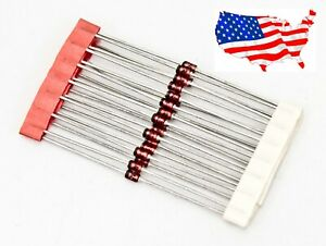1n4730a 10 Pcs 1w 3 9v Zener Diode From Usa