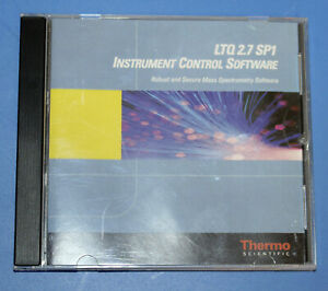 Thermo Scientific Ltq 2 7 Sp1 Instrument Control Software