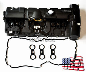 New Engine Valve Cover Set Kit 11127552281 For Bmw 128i 328i 528i X3 X5 Z4 Us