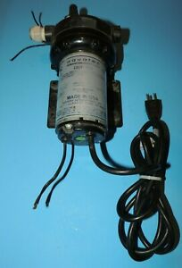 Aquatec Demand Delivery Beverage Water Pump Ddp 550 W ac Wall Plug Usa 2
