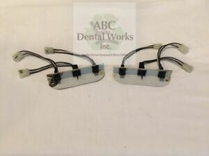 Dentalez E 2000 Dental Chair Function Back Switches left And Right Oem Parts