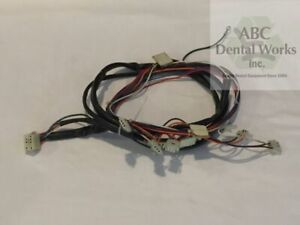 Dentalez E 2000 Dental Chair Wiring Harness Complete Oem Parts Hard To Find