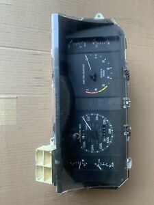87 89 Ford Mustang 160 Mph Speedometer Gauges Cluster Dash Ford Motorsports