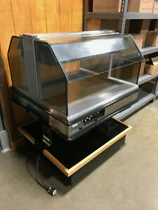 Henny Penny Commercial Hot Food Merchandiser Heated Island