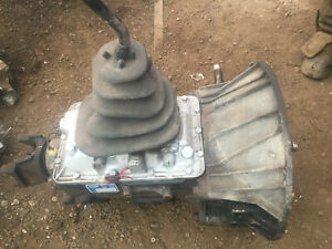 Fs5005a Eaton Fuller Transmission 5 Speed Manual Trany In Great Shape