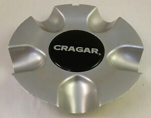 Cragar Wheels Silver Custom Wheel Center Cap Caps 1 Aps 0001