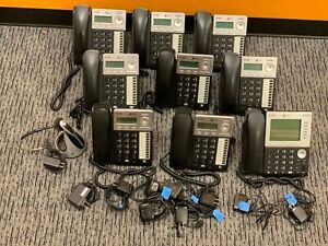 Syn248 At t Phone Model Sb35025 Set Of 9 Small Business Phone System No Gateway