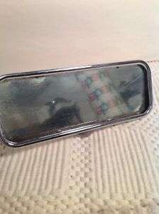 Vintage Guide Glare Proof Rear View Day Nite Mirror