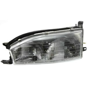 Headlight Lamp Left Hand Side Driver Lh To2502105 8115006011 For Toyota Camry