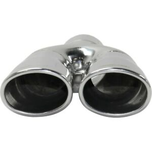 Exhaust Muffler Tail Tip Pipe For Vw Pickup 240 Pulsar Fury Jeep Grand Cherokee