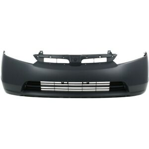 Bumper Cover For 2007 2008 Honda Civic Front