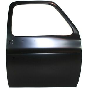 Door Shell Front Right Hand Side For Chevy Suburban Blazer Passenger Rh 15571644