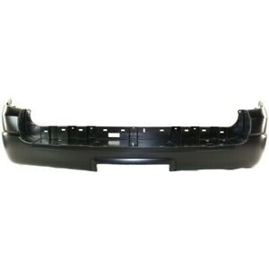4l1z17k835baa Fo1100371 Bumper Cover Rear For Ford Expedition 2004 2006