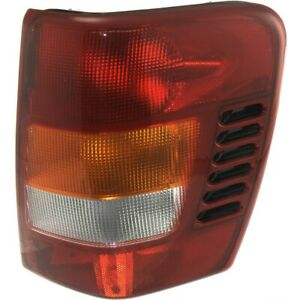 Tail Light Lamp Right Hand Side Passenger Rh For Jeep 99 02 Ch2819132 55155138ac