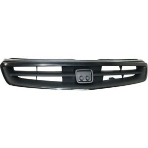 Grille Coupe For Honda Civic 1999 2000 Ho1200147
