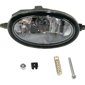 Fog Light Lamp Front Right Hand Side Passenger Rh Ac2593106 08v31s5d1m101 Sedan