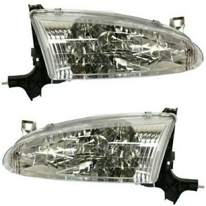 94857180 94857184 Gm2503167 Gm2502167 Headlight Lamp Left and right For Chevy