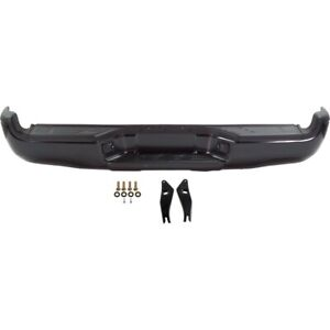 5215104051 Pfm To1103114 Step Bumper Face Bar Rear For Toyota Tacoma 2005 2015