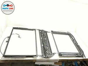 2017 2019 Land Rover Discovery L462 Dual Double Sun Roof Moon Power Frame Track