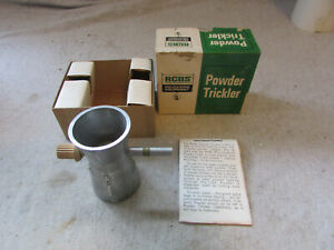 VTG NOS RCBS Powder Trickler
