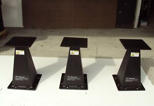 Crated Newport Earthquake Restraint Set Ers2010 322 Optical Table Seismic Lab