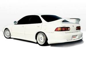 Racing Series Side Skirts For 1994 2001 Acura Integra 4dr 890148l 890148r