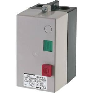 Grizzly T24100 Magnetic Switch Single phase 220v Only 1hp 7 2 10a