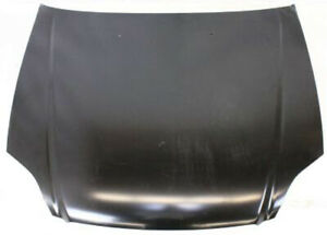 Steel Primed Hood For 1999 2000 Honda Civic
